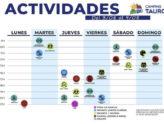 ACTIVIDADES PARA TODA LA FAMILIA: SEMANA DEL 3 AL 9 DE AGOSTO!!